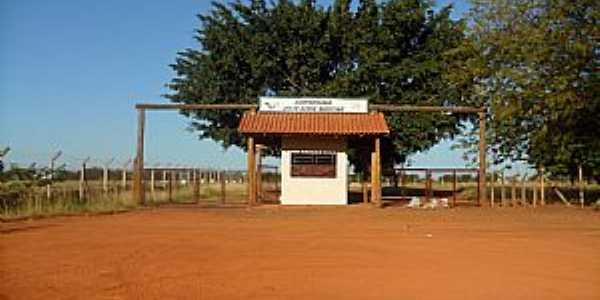 Chapadão do Sul-MS-Kartódromo Julio Alves Martins-Foto:Sergio Falcetti