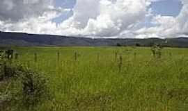 Cipolândia - A Serra de Cipolândia-MS-Foto:www.pedal.com.br