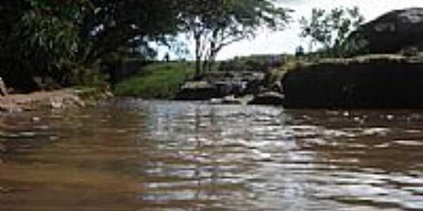 Rio em Cipolândia-MS-Foto:www.pedal.com.br