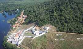Coimbra - Imagens da localidade de Coimbra - MS - Forte Coimbra - Às margens do Rio Paraguai