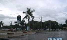 Corguinho - Praça central-Foto:Anderson Sandim [Panoramio]