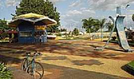 Costa Rica - Praça em Costa Rica-Foto:Juvenal Coelho Ribei…