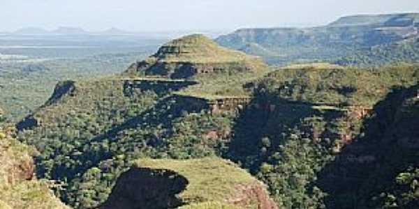 Parque Estadual - Nascentes do Rio Taquari