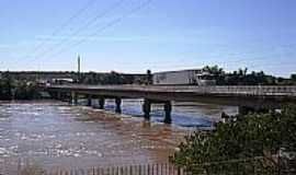 Coxim - Ponte do Rio Taquari - Coxim MS - por Paulo Yuji Takarada
