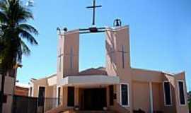 Coxim - Catedral de S�o Jos�-Foto:Vicente A. Queiroz [Panoramio]