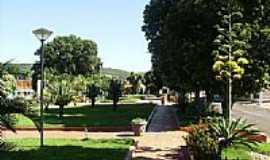 Coxim - Pra�a Silvio Ferreira-Foto:marquessamha [Panoramio]