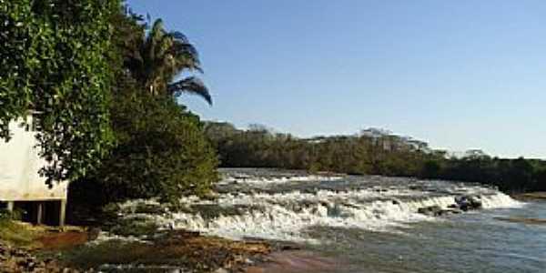Imagens da cidade de Coxim - MS