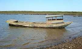 Bem-Bom - Bem Bom-BA-Barco de pesca-Foto:Gildesio Barbosa