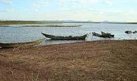 Bem-Bom - Bem Bom-BA-Barcos de pescadores-Foto:Gildesio Barbosa