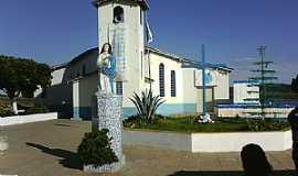 Bem-Bom - Bem Bom-BA-Igreja da Imaculada Conceição-Foto:Adalberto Eletricista