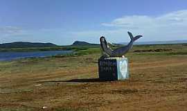Bem-Bom - Bem Bom-BA-Monumento aos pescadores-Foto:Adalberto Eletricista