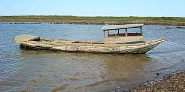 Bem Bom-BA-Barco de pesca-Foto:Gildesio Barbosa