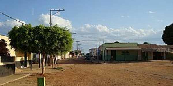 Bem Bom-BA-Centro da cidade-Foto:Gildesio Barbosa