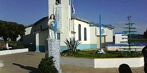 Bem Bom-BA-Igreja da Imaculada Conceição-Foto:Adalberto Eletricista