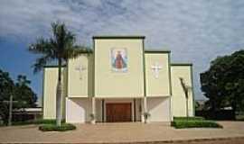 Deodápolis - Frente da Igreja por mercvrio10