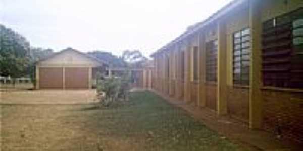 Escola Estefana Centurion Gambarra-Foto:Jhonatan S. Paz [Panoramio]