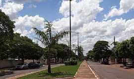 Eldorado - Eldorado-MS-Avenida Brasil-Foto:Paulo Yuji Takarada