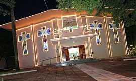 Eldorado - Eldorado-MS-Igreja Matriz de N.Sra.Aparecida-Foto:geraldoresende.