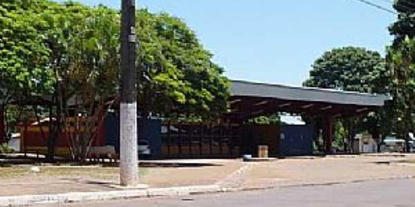Eldorado-MS-Estação Rodoviária-Foto:João Carlos Boaventura