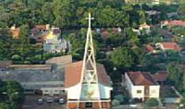 F�tima do Sul - Igreja Matriz de Fatima do Sul Por Rivaldi