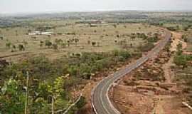 Figueirão - Figueirão vista da serra-Foto:Juvenal Coelho Ribei… [Panoramio]