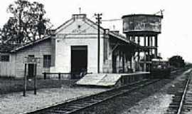 Garcias - Estação Ferroviária-Foto:honda_terapia