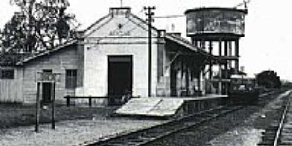 Estação Ferroviária-Foto:honda_terapia