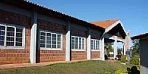 Escola de Garcias-Foto:hiroshi omachi