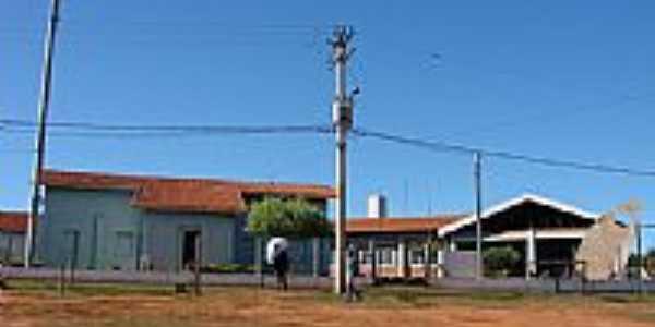 Escola em Garcias-Foto:hiroshi omachi