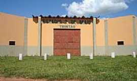 Glória de Dourados - Estádio 2 de Maio-Foto:Thiago Stefanello [Panoramio]