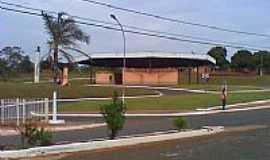 Gl�ria de Dourados - Terminal Rodovi�rio-Foto:Alceu Mauro Denes [Panoramio]
