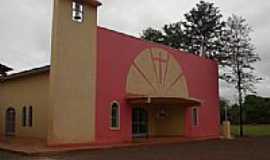 Guaçu - Igreja de Vila Macaúba,Distrito de Guaçu-Foto:Paulo Yuji Takarada