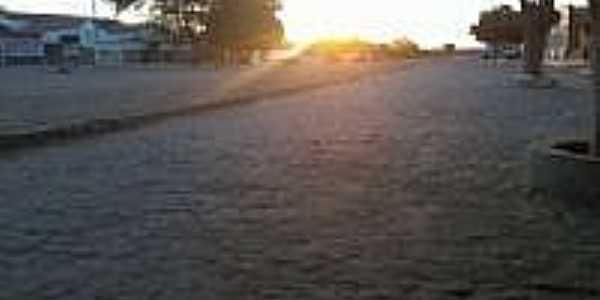 Pôr do Sol em Bendegó-Foto:Everton