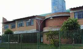 Iguatemi - Iguatemi-MS-Escola Paulo Freire-Foto:osmarmanjo