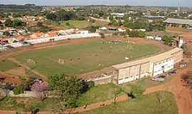 Iguatemi - Iguatemi-MS-Estádio Municipal-Foto:Claudinei de Oliveira