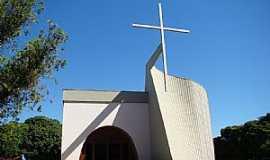 Iguatemi - Iguatemi-MS-Matriz da Imaculada Conceição-Foto:Vicente A. Queiroz