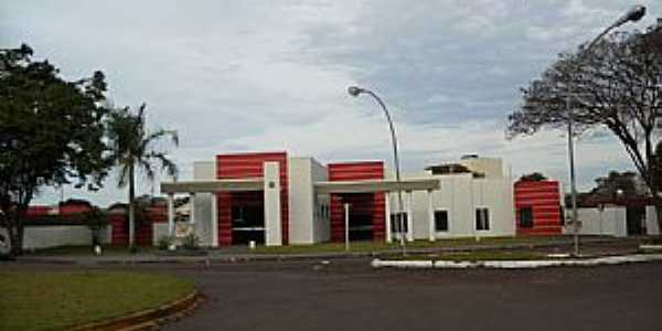 Iguatemi-MS-Câmara Municipal-Foto:Sergio Falcetti