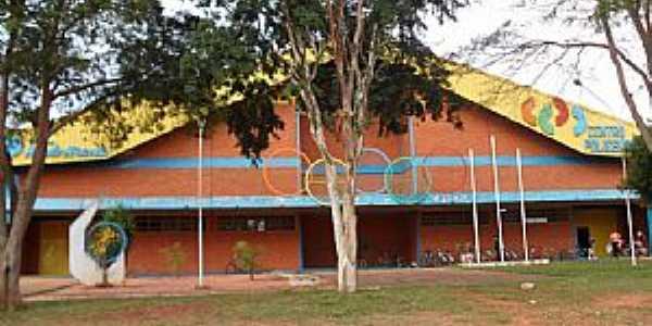 Iguatemi-MS-Centro Poliesportivo-Foto:Sergio Falcetti