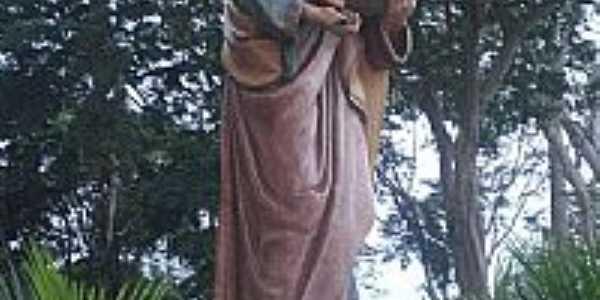 Imagem de São José em Itaporã-MS-Foto:Paulo Yuji Takarada