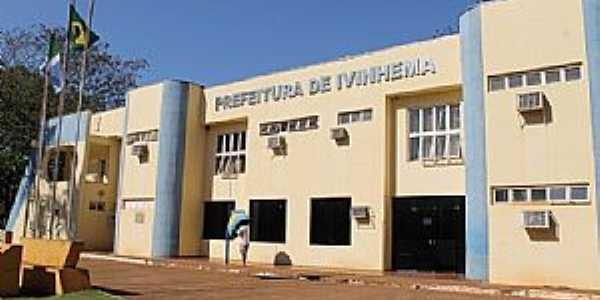 Ivinhema-MS-Prefeitura Municipal-Foto:Ivi Notícias