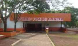Jacareí - escola municipal josé de alencar, Por  VALNEY JOSÉ
