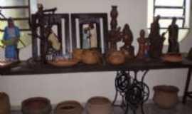Jacareí - artesanato indigena, Por VALNEY JOSÉ