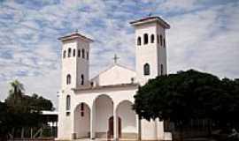 Jardim - Igreja Matriz de Santo Antonio de Pádua foto Vicente A. Queiroz