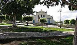 Biritinga - Praça e Igreja em Biritinga-Foto:daniel.biritinga