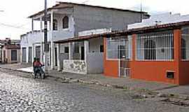 Biritinga - Rua Daniel Cerqueira-Foto:daniel.biritinga