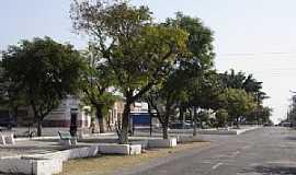 Ladário - Ladário-MS-Avenida principal-Foto:André Bonacin