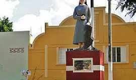 Ladário - Ladário-MS-Homenagem à irmã Maria Regula Huber-Foto:Carlos Morcego