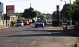 Maracajú - Rua da cidade