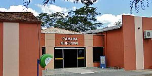 Miranda-MS-C�mara Municipal-Foto:carlos henrique da silva Silva