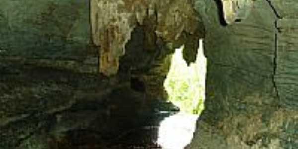 Gruta do Urubu Rei-Foto:Luiz Plínio